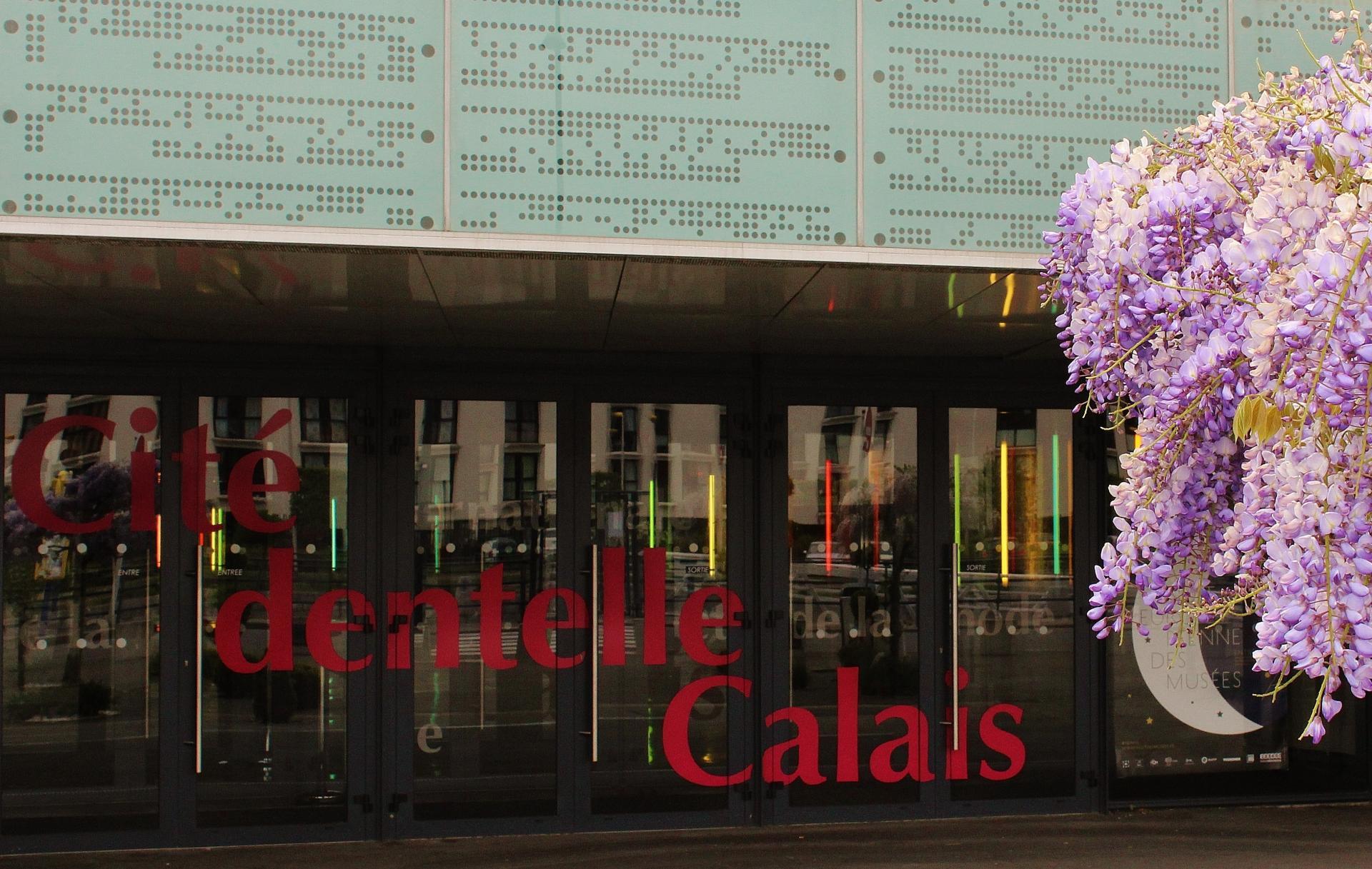 Calais cite de la dentelle musee de la dentelle et de la mode